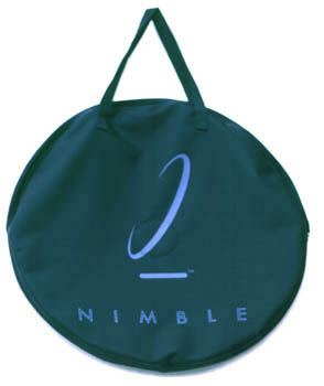 Nimble wheel bag